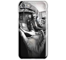 Escher Art iPhone Case/Skin