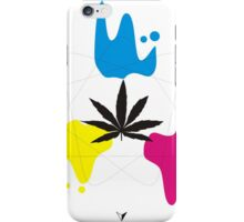 Cannabis Leaf iPhone Case/Skin
