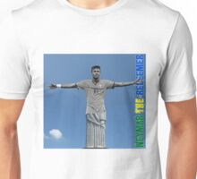 Neymar The Redeemer Unisex T-Shirt