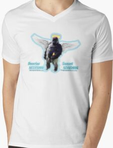 RIP HARAMBE SUNSET Mens V-Neck T-Shirt