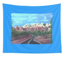 Highway #179  Wall Tapestry