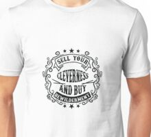 Wise and smart Unisex T-Shirt