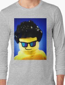 Aaron's Lego Photo shoot! Long Sleeve T-Shirt