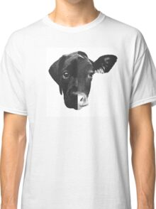 Animal Equality - (Black & White Version) Classic T-Shirt