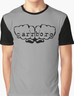 Carrboro Fists Graphic T-Shirt