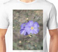 Light Purple Flower Unisex T-Shirt