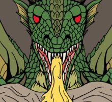 Cavern Dragon 2016 Sticker