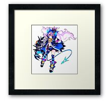 Best RPG Anime Framed Print