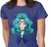 Sailor Moon: Sailor Neptune Womens Fitted T-Shirt
