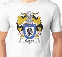 Garcia Coat of Arms/Family Crest Unisex T-Shirt