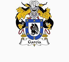 Garcia Coat of Arms/Family Crest Unisex T-Shirt