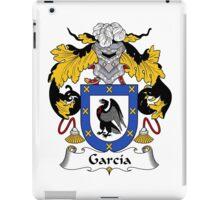Garcia Coat of Arms/Family Crest iPad Case/Skin