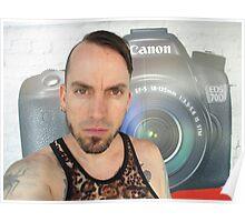 Photographer Rob Ordonez Poster