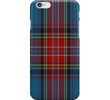 01992 City of Barrie District Tartan  iPhone Case/Skin