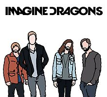 Imagine Dragons by nicole333