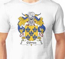 Gomez Coat of Arms/Family Crest Unisex T-Shirt