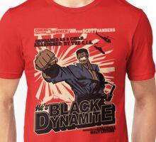 Black Dynamite! Dy-Na-Mite!! Unisex T-Shirt