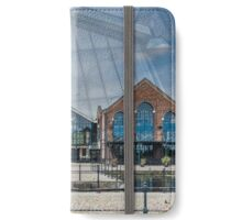 The Wharf, Cardiff Bay iPhone Wallet/Case/Skin