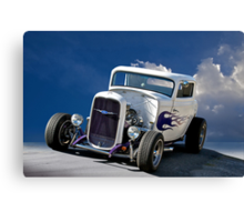 1932 Ford 'Lil' Deuce Coupe' Canvas Print