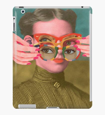 TRIFOCALS iPad Case/Skin