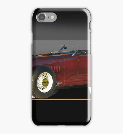 1927 Ford 'Track T' Roadster 2 iPhone Case/Skin