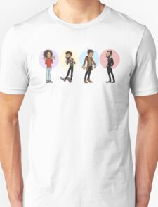 4 little Aidans Unisex T-Shirt