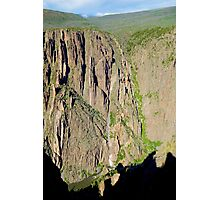 Black Canyon of the Gunnison 3  Photographic Print