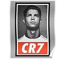 (FOOTBALL) Cristiano Ronaldo Poster
