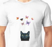 Cat 606 Unisex T-Shirt