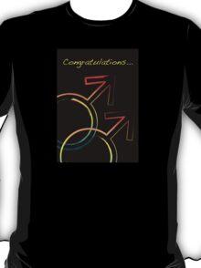 congratulations to lesbians T-Shirt