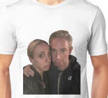 Martin Freeman and Amanda Abbington Unisex T-Shirt