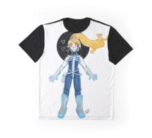 Spacey Gal Graphic T-Shirt
