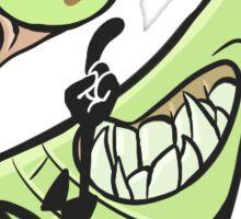 Toothy Bill Sticker