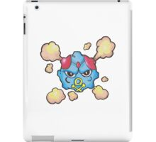 Tentafing - Pokemon Fusion iPad Case/Skin