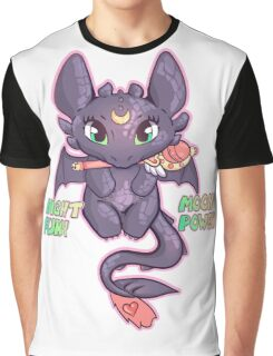 Sailor Toothless Graphic T-Shirt