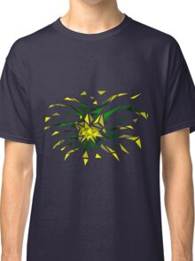 Low Poly Firework Classic T-Shirt