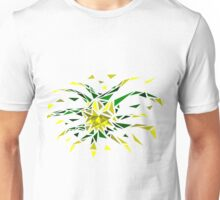 Low Poly Firework Unisex T-Shirt