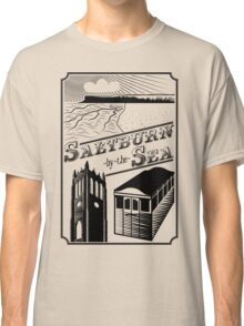 Saltburn-by-the-Sea stamp Classic T-Shirt