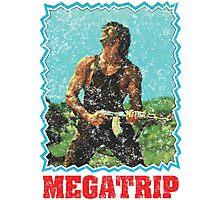 MEGA-BO Photographic Print