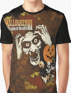 Halloween 3 Graphic T-Shirt