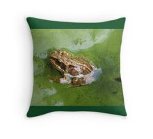 Small but perfectly formed... Throw Pillow