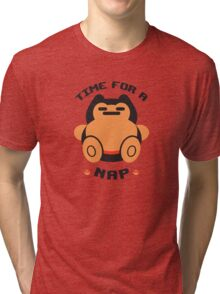 Time for a Nap Tri-blend T-Shirt