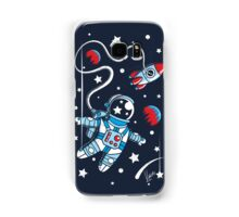 Space Walk Samsung Galaxy Case/Skin