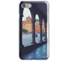 Plaza de Armas Arches iPhone Case/Skin