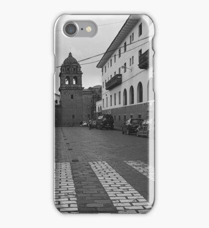 Calle del Medio iPhone Case/Skin