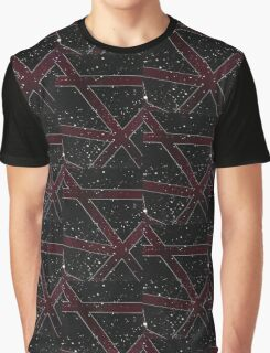 040a - Abstract Graphic T-Shirt