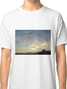 Sunset sky Classic T-Shirt