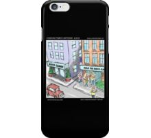 Medical Clinics For Opposite Health Care (& Eatery) iPhone Case/Skin