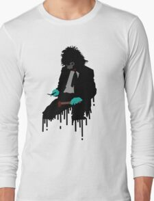 Latex Gloves Long Sleeve T-Shirt