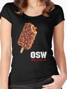 OSW Review Women's Fitted Scoop T-Shirt